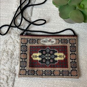 Handbags - ❤️ 3FOR15 Turkish Tiny Tapestry Crossbody Bag